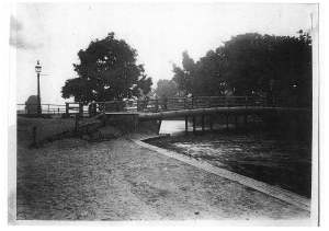 Ferry Boat Bridge 1890