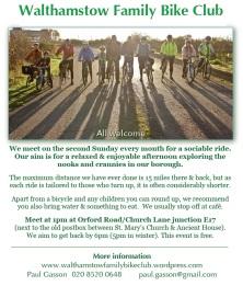 Walthamstow Family Bike Club