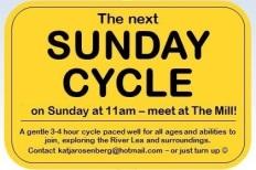 Katja's Sunday Cycle2