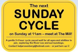 Katja's Sunday Cycle2