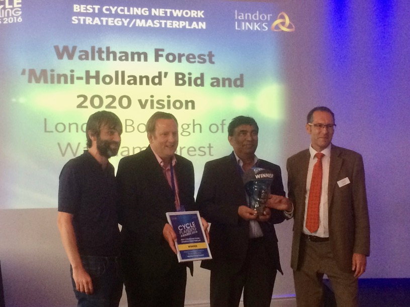 Waltham forest council awards waltham forest cycling campaign malvernweather Gallery