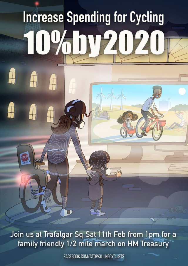 11feb-increase-spending-on-cycling-poster